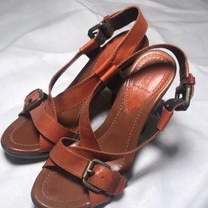 Fendi Strappy Heels